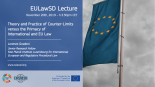 Lorenzo Gradoni - Keynote Lecture